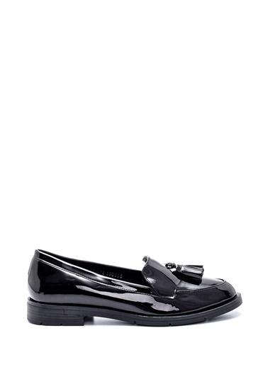 Derimod Kadın Ayakkabı (52640-64) Klasik Siyah